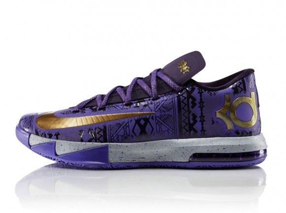 12278cedde45 Nike KD 6 Black history month. These things are sexay!  3