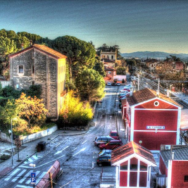 RENFE La Garriga en la Garriga, Cataluña