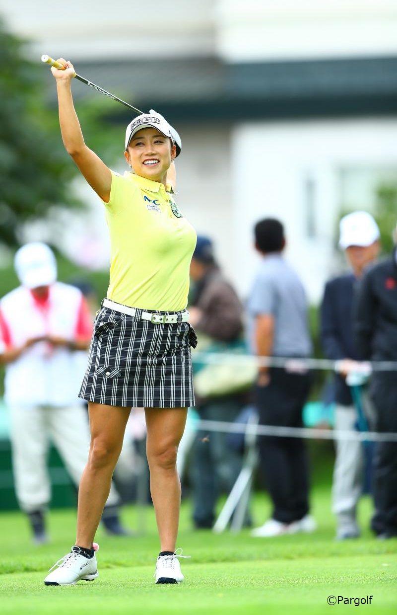2018 ニトリレディスゴルフトーナメント 女子プロゴルファー ゴルフ トーナメント