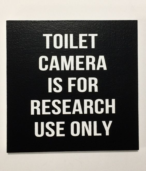 Photo of Funny Bathroom Signs, Bathroom Sign, Funny Bathroom Art, Bathroom Signs, Bathroom Art, Bathroom Wall Decor, Toilet Paper Sign, Toilet Camera