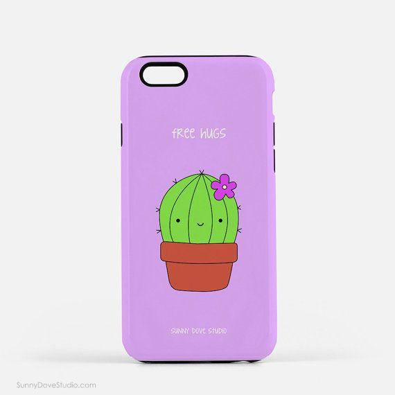 Funny Phone Case Cute IPhone Cases Cactus Pun Birthday