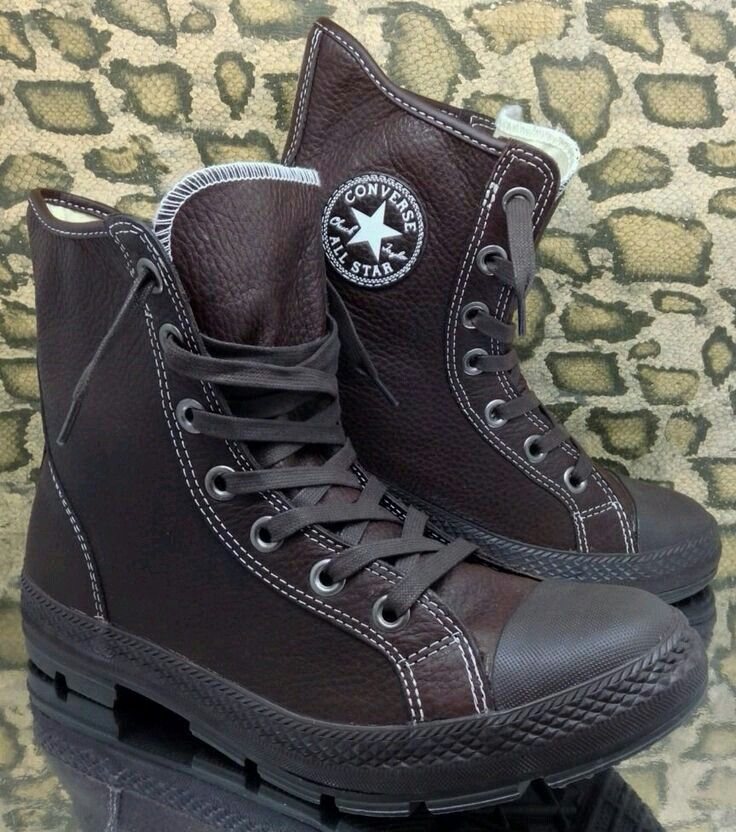 Men's Converse All Star Outsider Boot High Brown Shoes