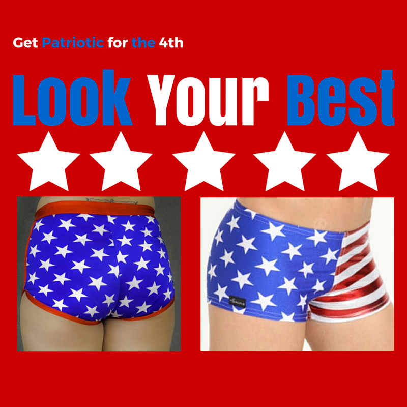 There's still time to come in and get your red, white, and blue fix for this weekend! Derby skinz for $23.99!