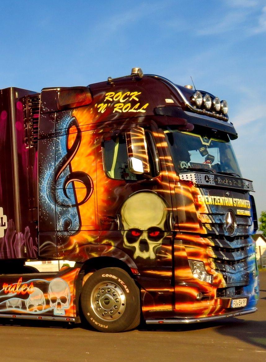 Pin De Oscar Sanchez En Camiones Personalizados Camiones Personalizados Camiones