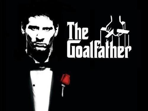 Messi the goalfather