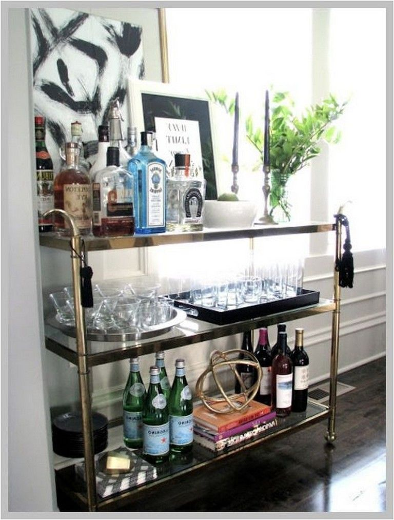 155 Mini Bar For Apartment Ideas That Can Create You Relax Diy
