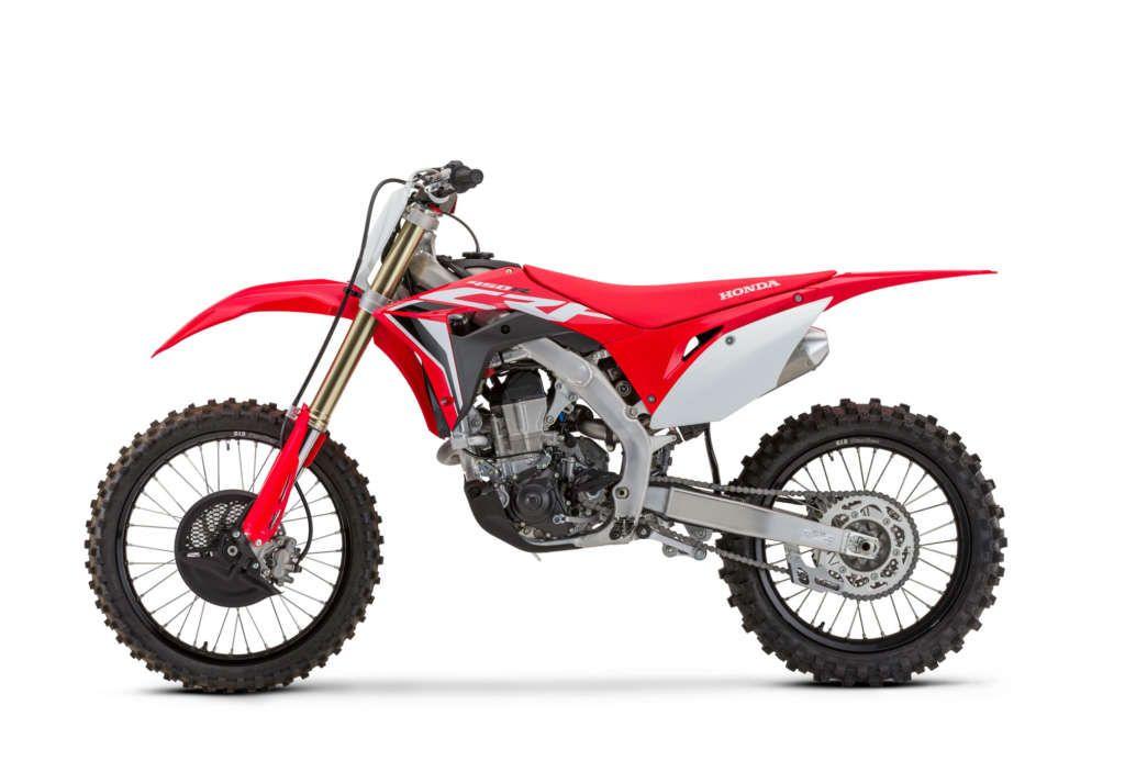 2020 Honda Crf450r Guide Honda Dirt Bike Honda New Motorcycles