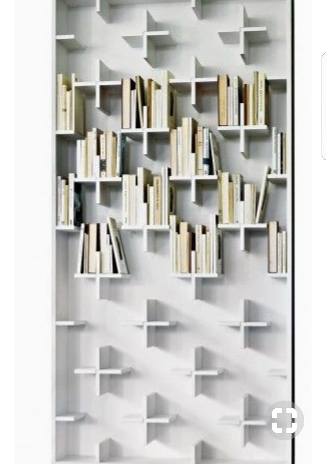 Unusual Bookshelf With Images Shelves Minimalist Bookshelves Bookshelf Design