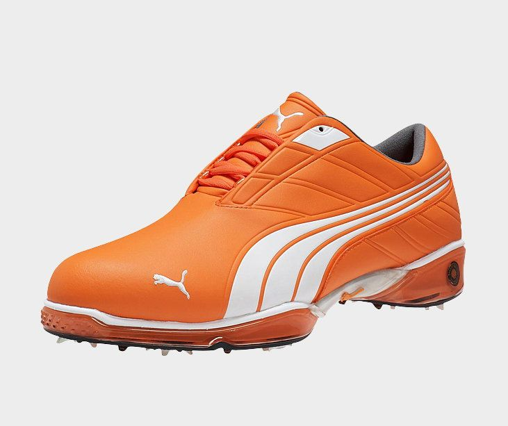 My Next Pair Of Golf Shoes Cell Fusion 2 Men S Golf Footwear Puma Go Orange Golf Club Golfing Footw Golf Fashion Womens Golf Fashion Golf Shoes Mens