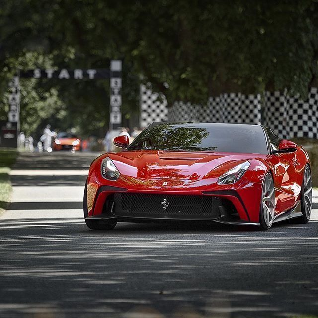 Ferrari F12 TRS (With Images)