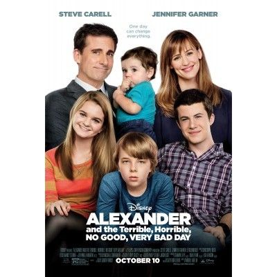 Alexander And The Terrible Horrible No Good Very Bad Day Movie