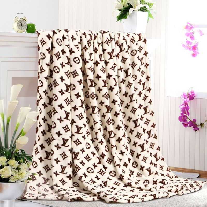 af1949aaba3 Louis Vuitton Inspired Throw Blankets by MadeWithLoveByLisaE