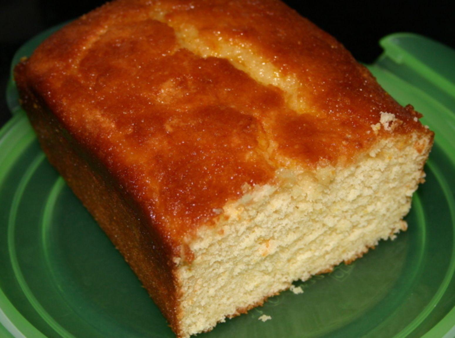 Yummy...  Orange Cream Cheese Bread