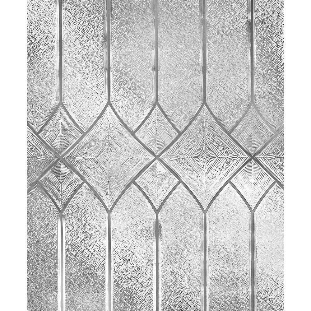 Artscape Regent 24 In X 36 In Window Film 02 3275 Glass Film