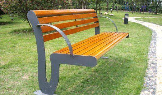 Public Furniture Park Bench Garden Bench