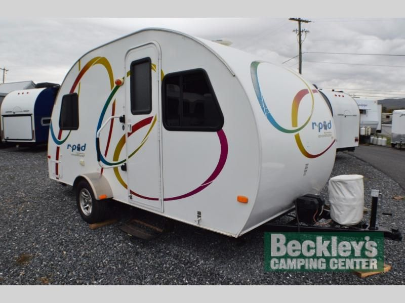 Used 2010 Forest River Rv R Pod Rp 171 Teardrop Trailer At