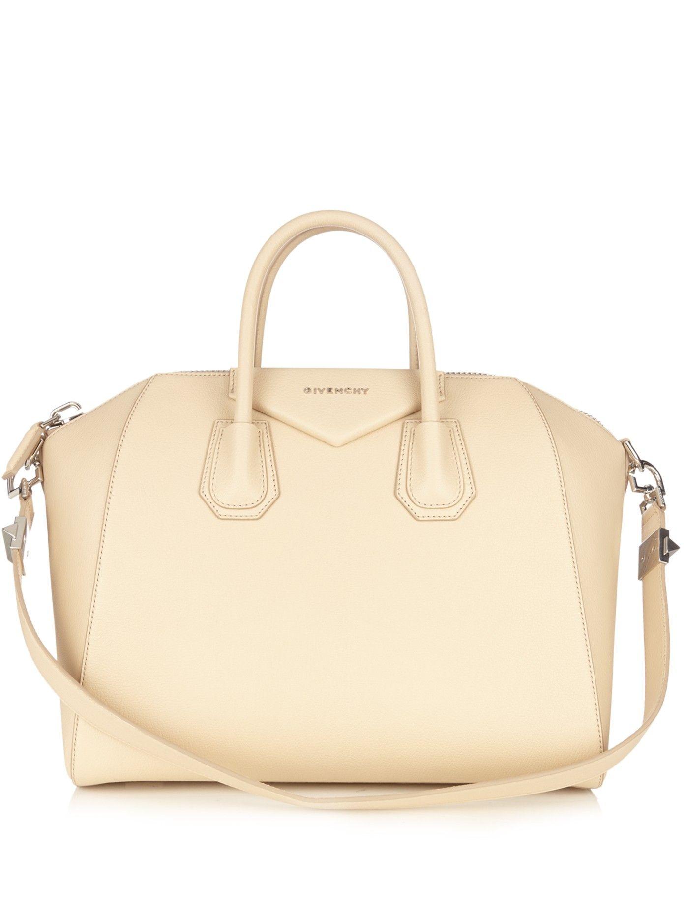 48e0a2948c Antigona medium leather tote   Givenchy   MATCHESFASHION.COM   Smart ...