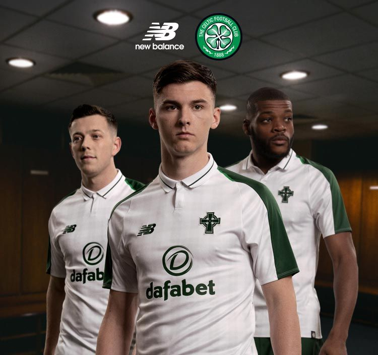 Celtic 18-19 Away Kit Revealed - Footy Headlines  33975639e