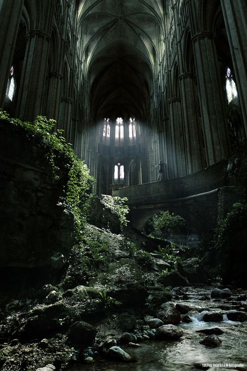 Made In Saint Etienne : saint, etienne, Etienne, Roessen, Is..., Abandoned, Places,, Church,, Castles