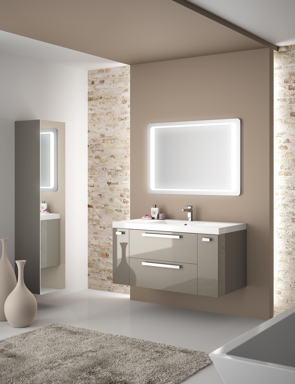 Meuble de salle de bain cedam gamme harmonie gamme Meuble vasque pour petite salle de bain