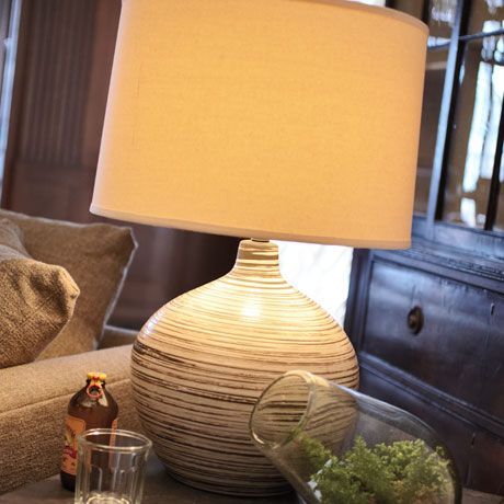 Bryce table lamp arhaus