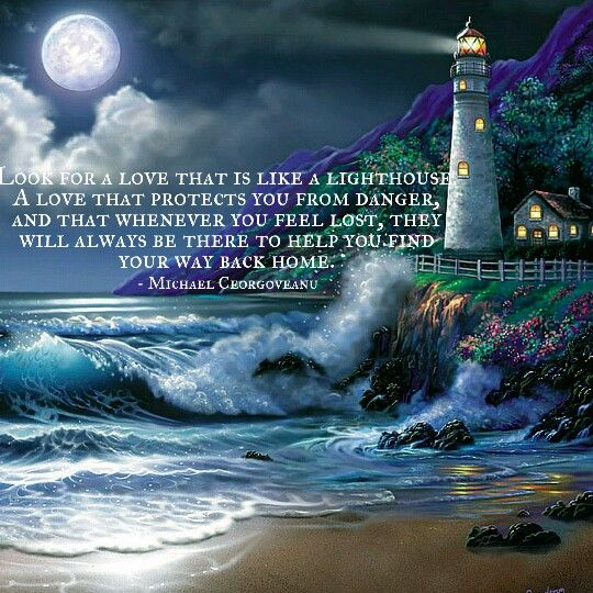 Lighthouse Quote My Personal Quotes Pinterest Lighthouse