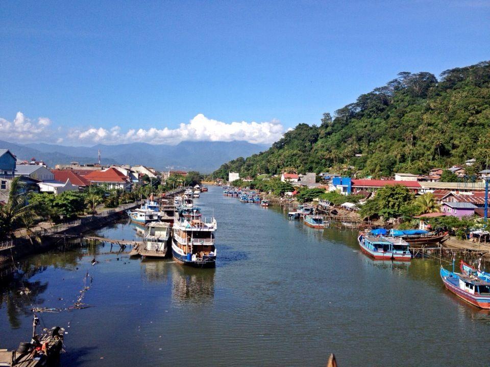 Siti Nurbaya Bridge @ Padang, West Sumatra