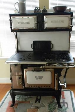 Another amazing old stove