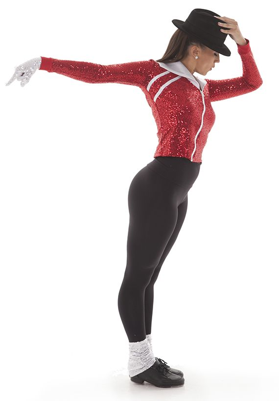 King of Pop. Michael Jackson inspired costume. Dance costume. Halloween  costume. Whatever you want!