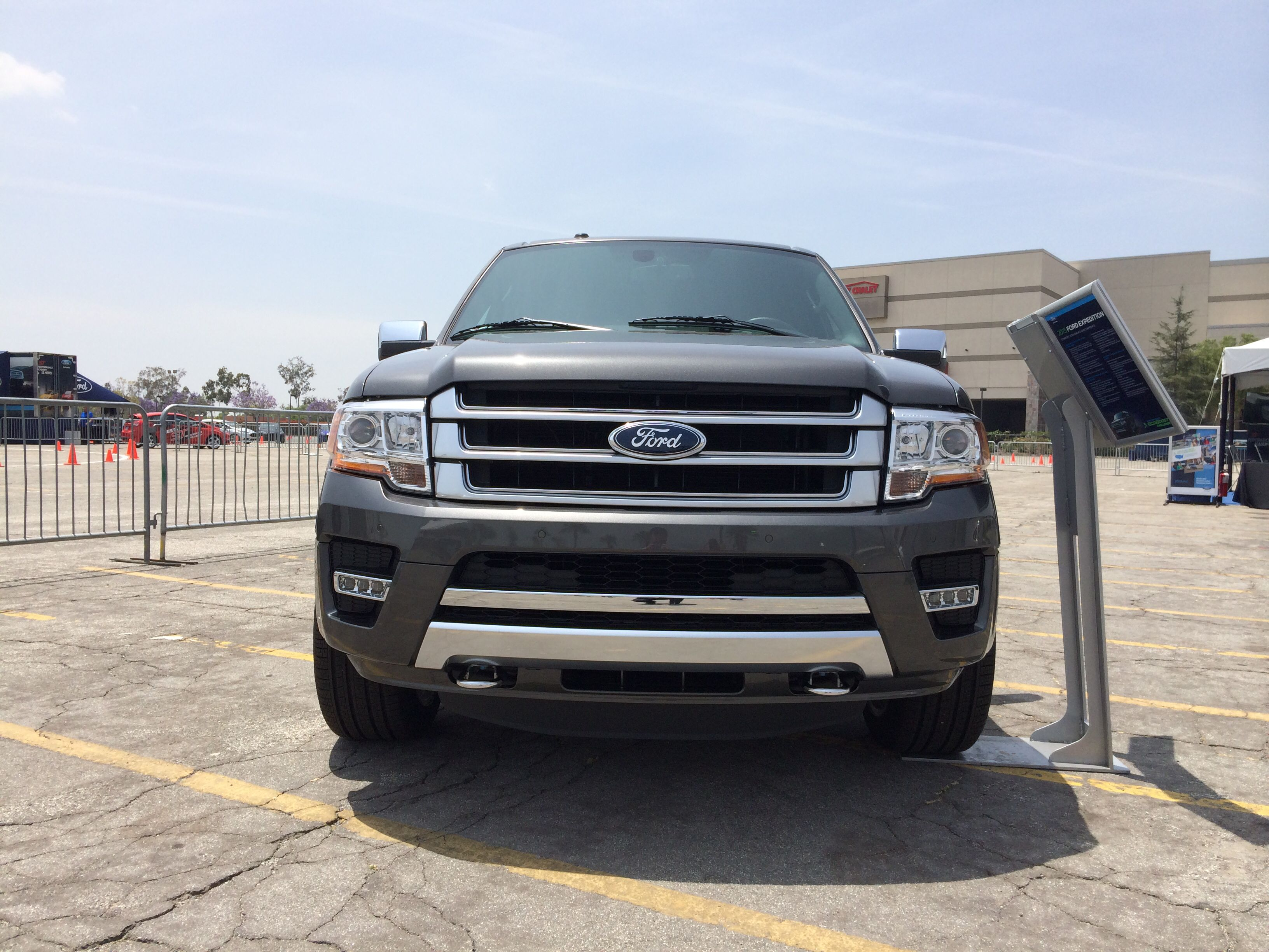 2015 ford expedition first drive ford rugged project ideas pinterest ford expedition ford and ford explorer
