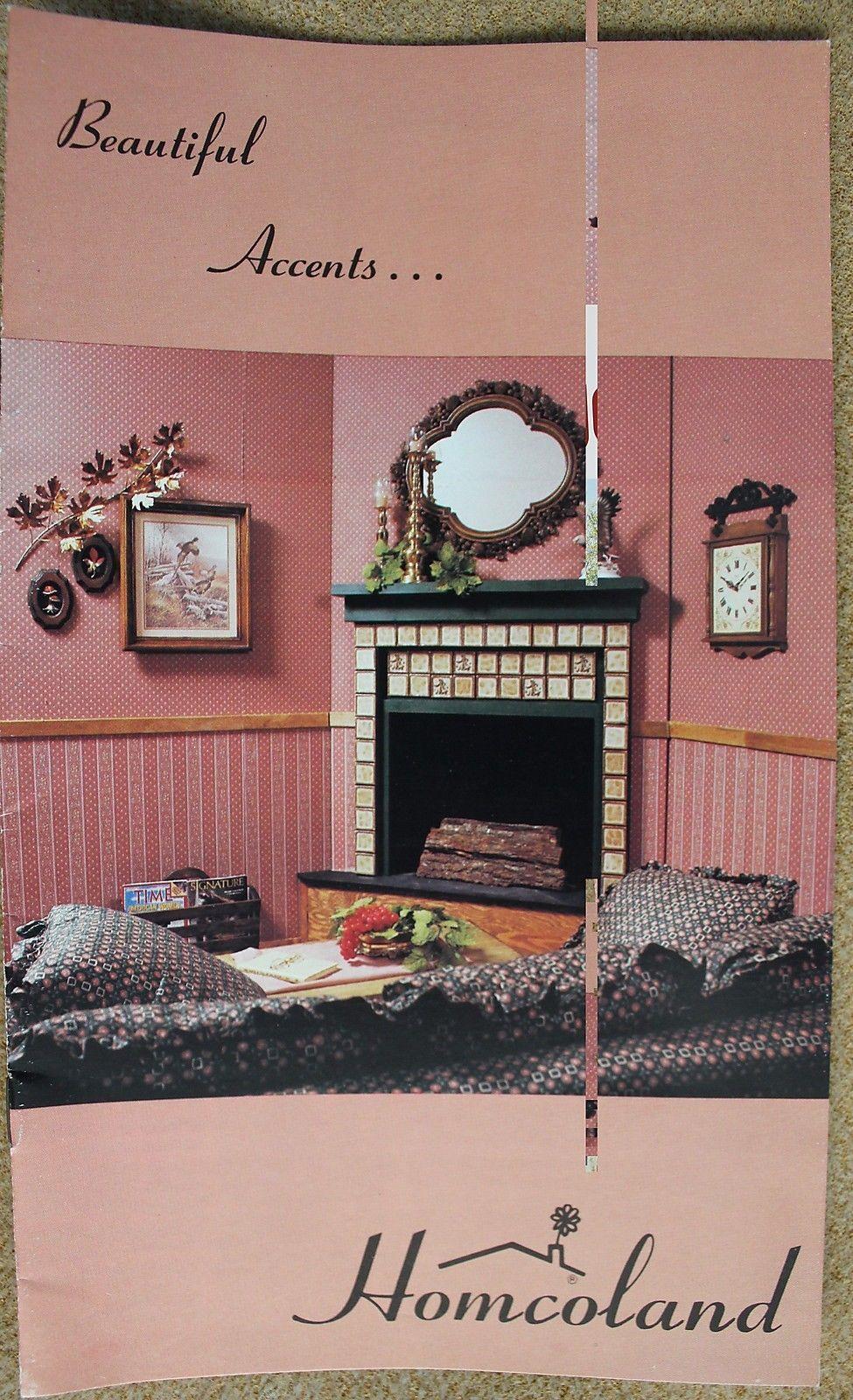 Home Interiors Amp Gifts 1980 039 S Catalog Brochure 9951 Vol 18 No 5 Ebay Home Interiors And Gifts House Interior Interior