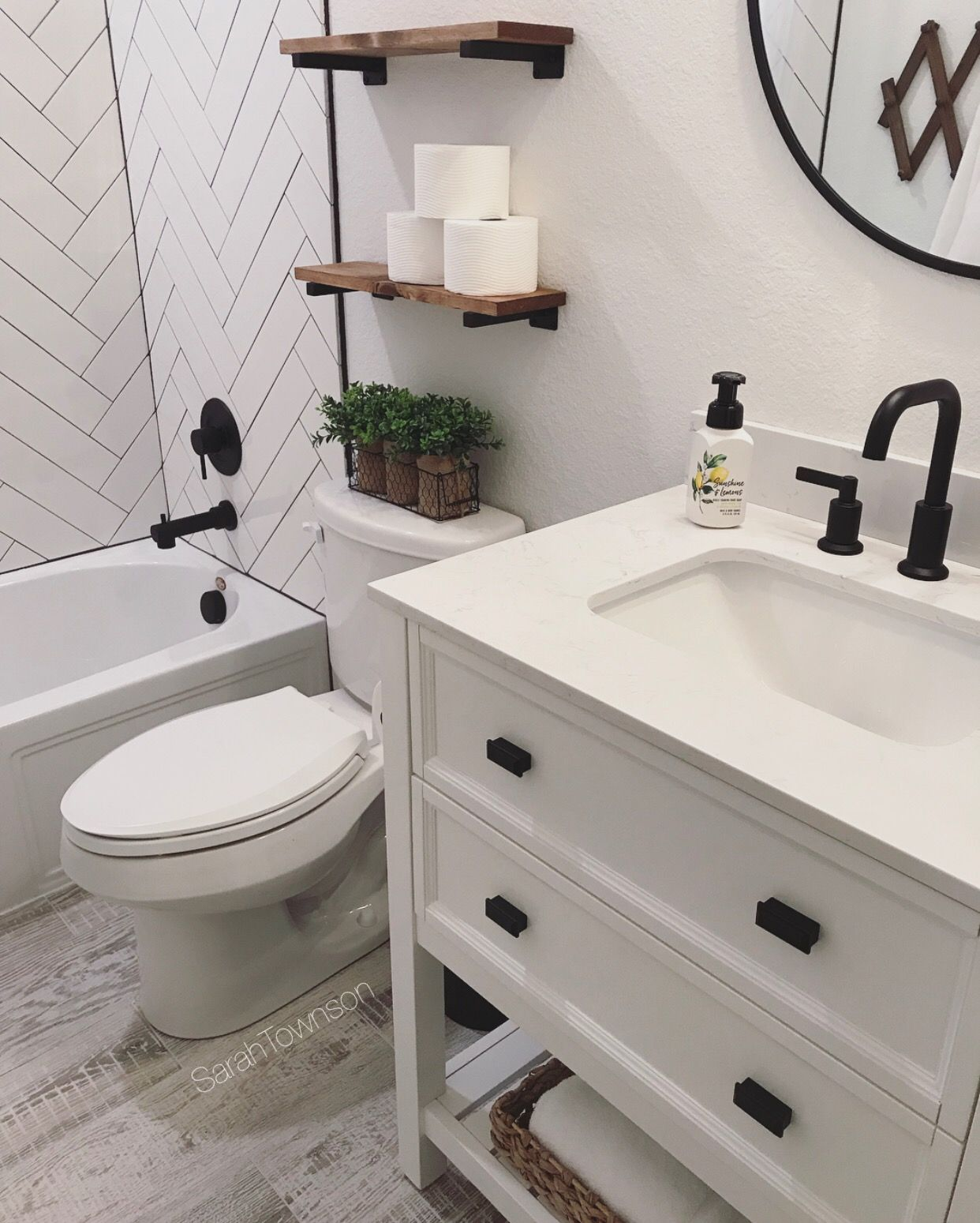 Photo of Remodel my modern rustic bathroom