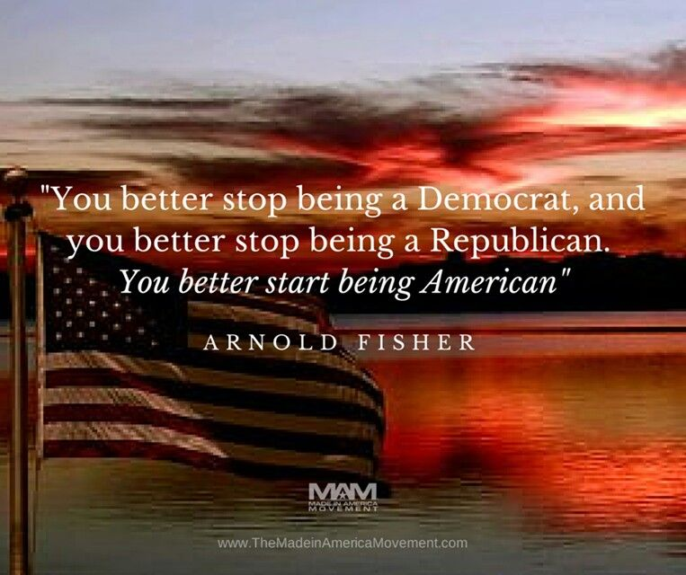 ~Arnold Fisher