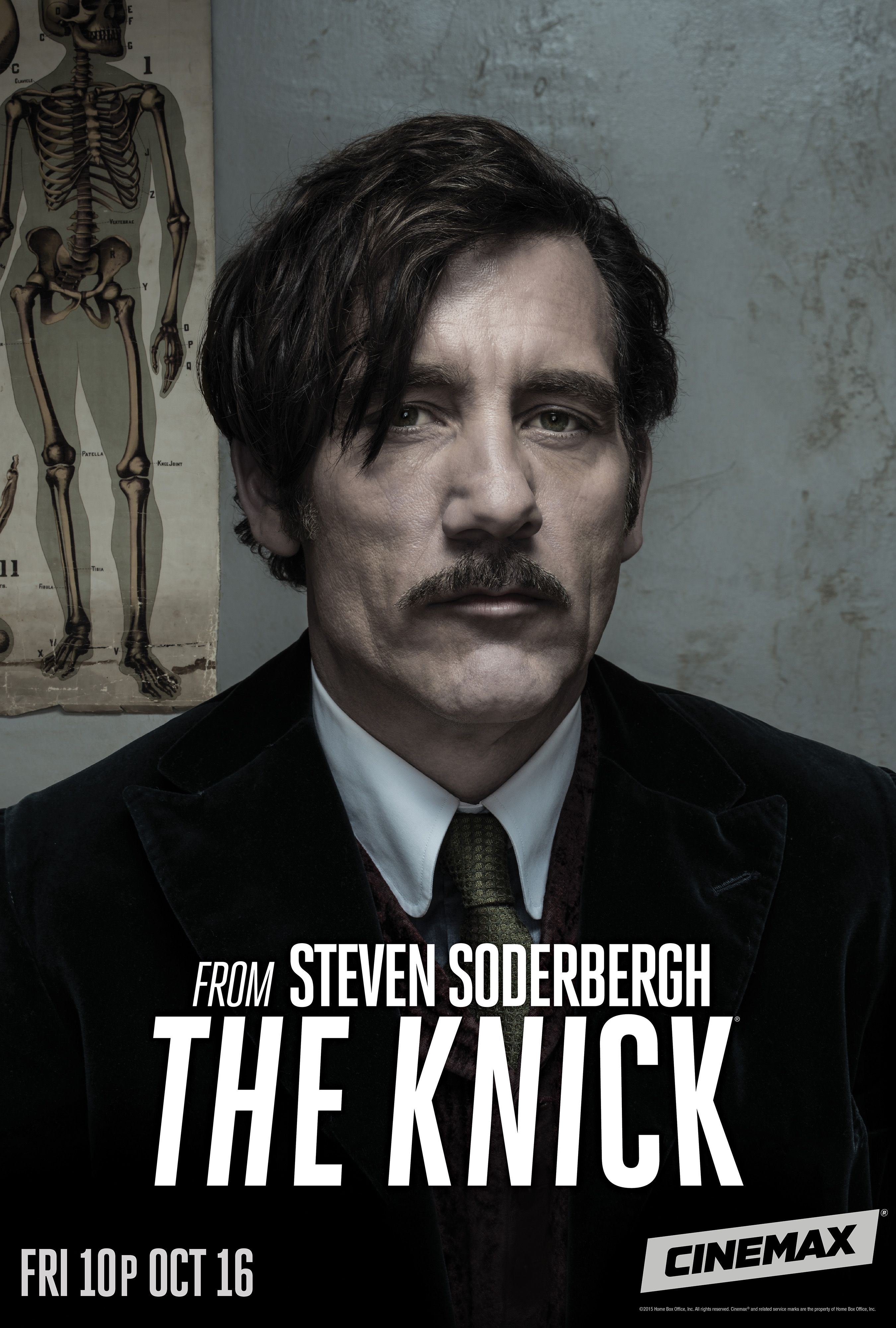 The Knick Season 2 Clive Owen The Knick Clive Owen Tv Series Online