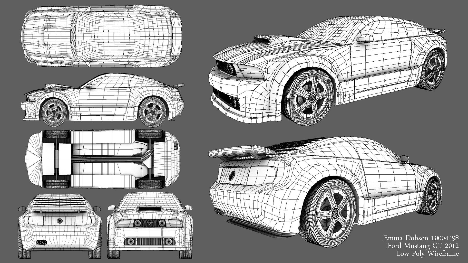 Pin by Adam Jeffreys on 3d Topology | Maya modeling, Wireframe, Model