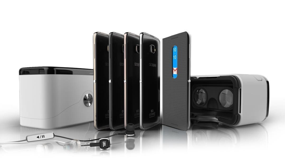 An Awesome Virtual Reality Pic Alcatel S Idol4 And Idol4s