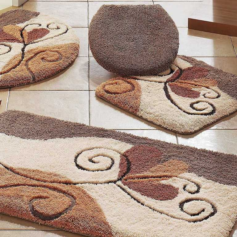47 Fabulous Magnificent Bathroom Rug Designs 2020 Pouted Com Decorative Bathroom Rugs Bathroom Rug Sets Bathroom Rugs