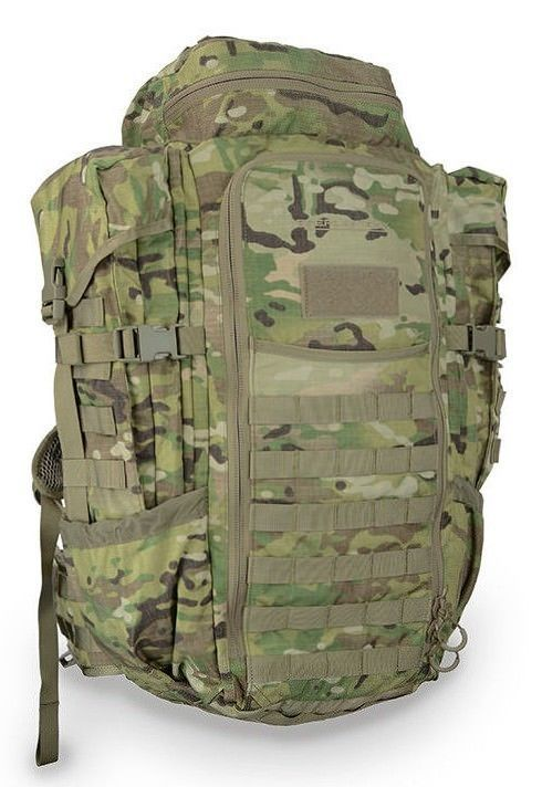 a92c4f22d9d3 NEW Eberlestock Halftrack Multicam Backpack 3 Day Survival Gear Bag Pack  (F3mm)