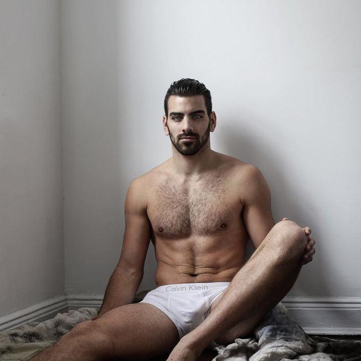 American next top male nude model