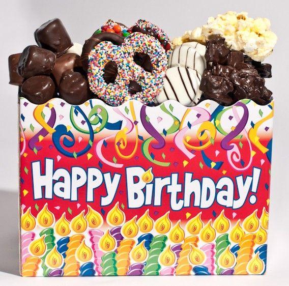 Happy birthday!   Cravechocolate.com
