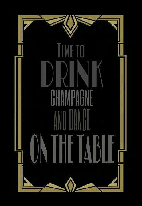 great gatsby and drink Nine prohibition-era cocktails in honor of the great gatsby (and because we like to drink)  if chapter 3 of f scott fitzgerald's classic american novel the great gatsby doesn't make you long .