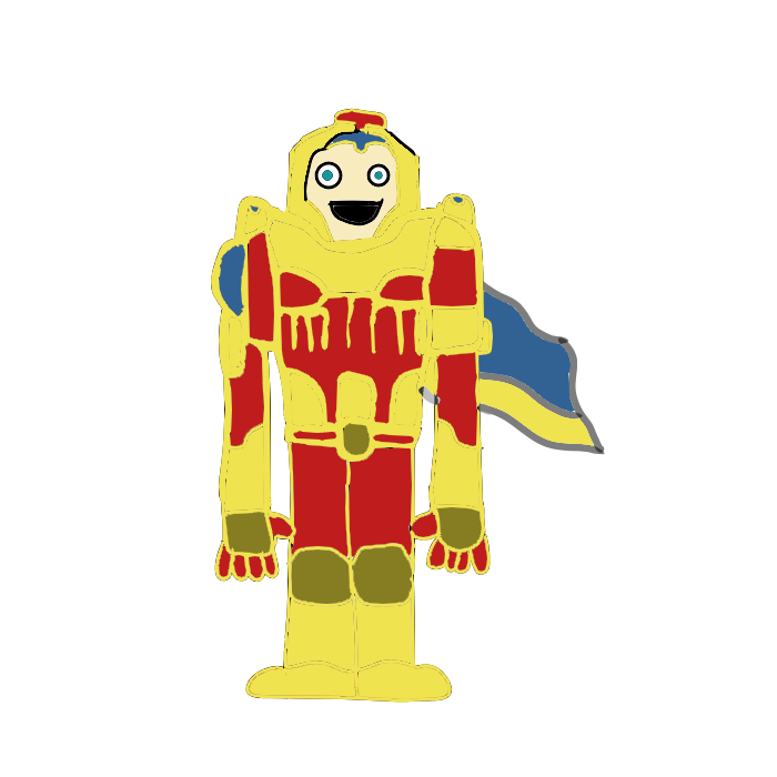 This Is The Royal Ranger I Made For Trove I Know Its Bad But I Tried D Vault Boy Ranger Character
