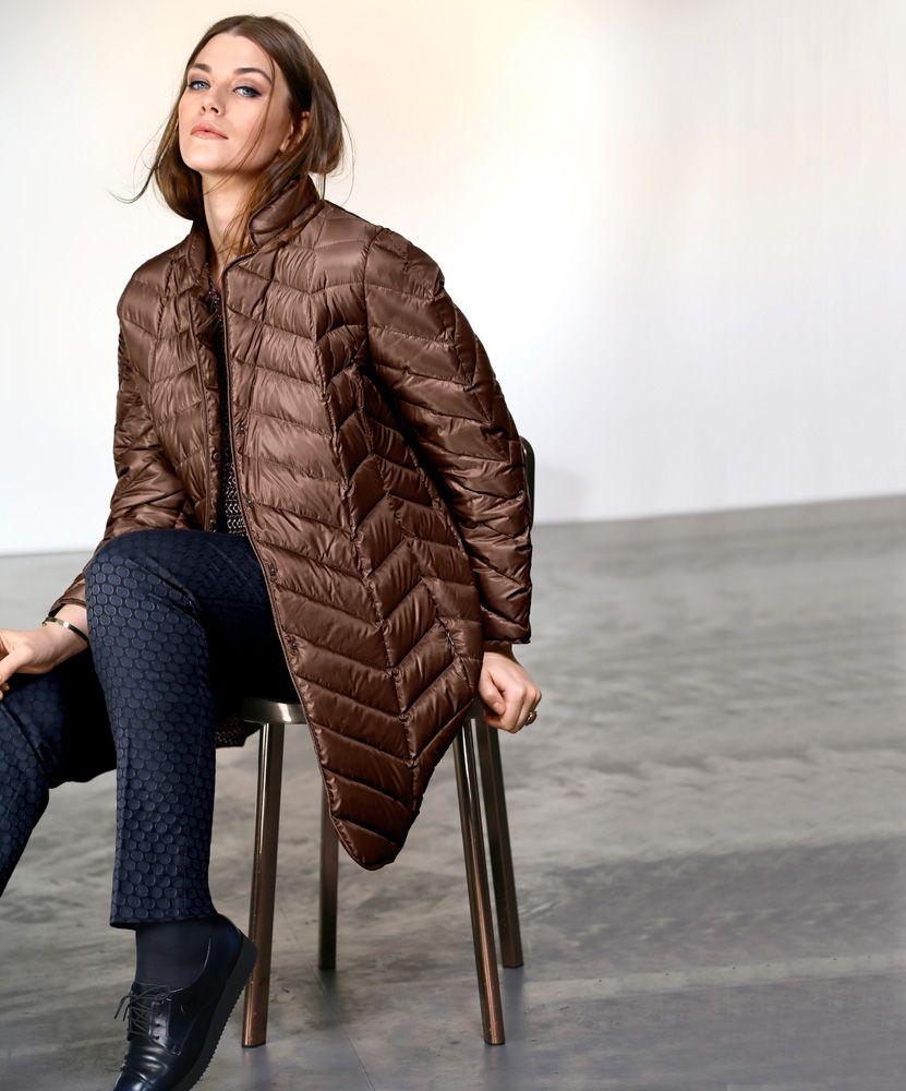 3ce826ebad961c Exklusive Mode in Größen 42bis 64 von selection by Ulla Popken  exklusiv   damenmode  businessmode  plussize  elegant  style  fashion  jacket   daunenmantel ...