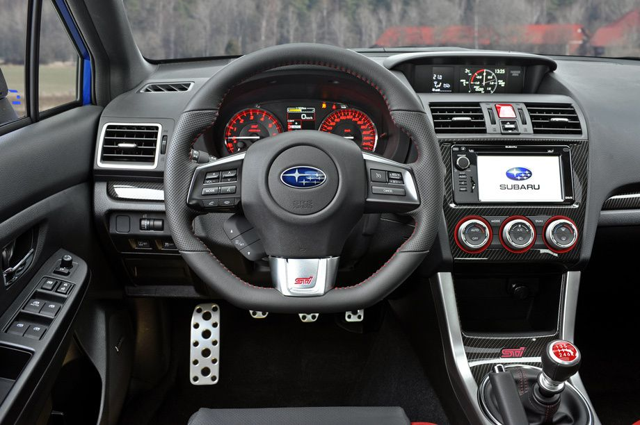 Subaru WRX STI (2014) Субару, Автомобиль и Эволюция