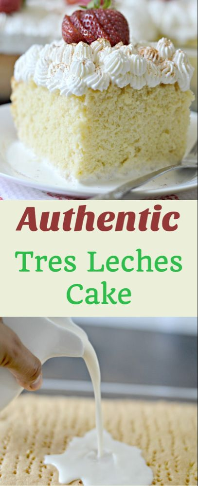 The Best Tres Leches Cake Recipe - My Latina Table