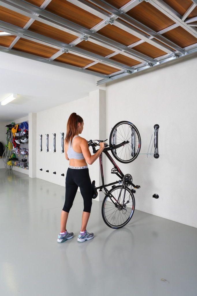 pin on bike storage. Black Bedroom Furniture Sets. Home Design Ideas