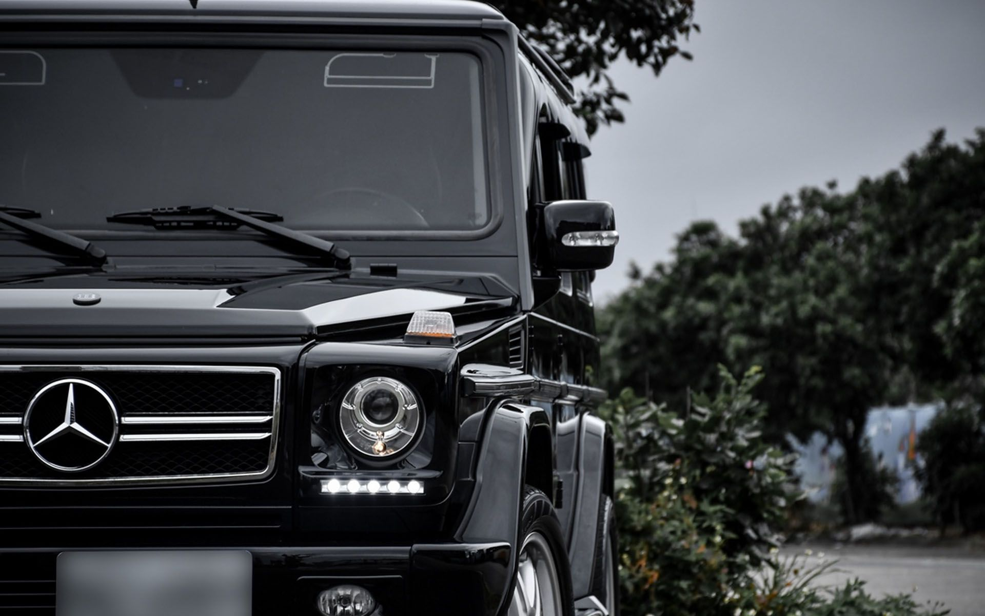 Mercedes Benz G500 Hd Wallpaper With Images Mercedes Benz G500