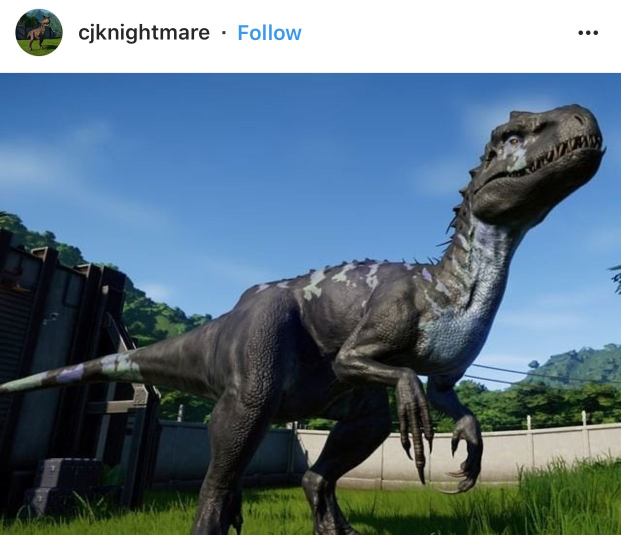 Jurassic world Evolution Indominus Jurassic park world