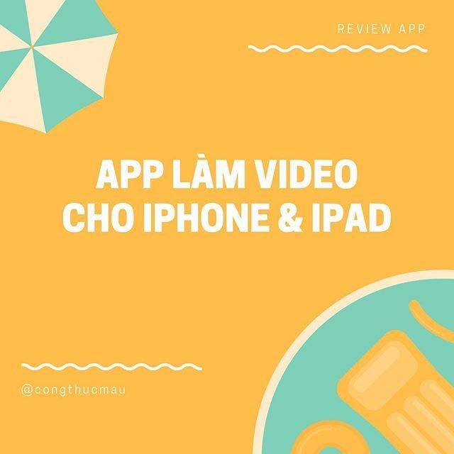 TOP App làm video bán chạy 1. Vivavideo VIP 50k 2