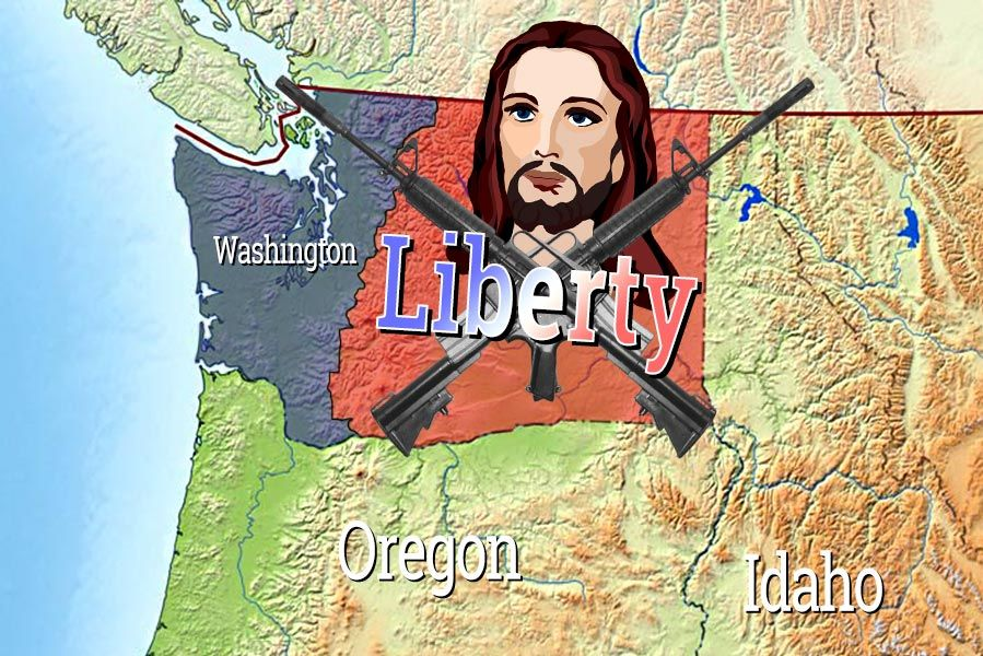 Christian Lawmakers Want to Create America's 51st State